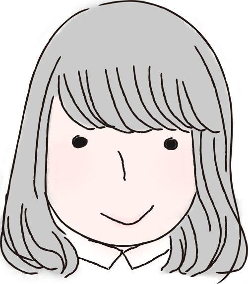 《似顔絵》シンプルかわいい似顔絵作成します!