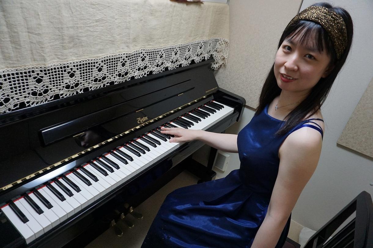 ピアノの指づかい書き込みます 現役ピアノ講師があなただけのための指づかいを考えます イメージ1