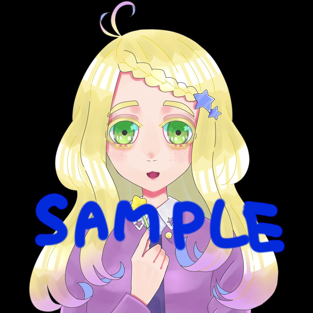TRPGや自作ゲームの立ち絵お描きします 個性的なオリジナルイラストで貴方の創作キャラをイラスト化!