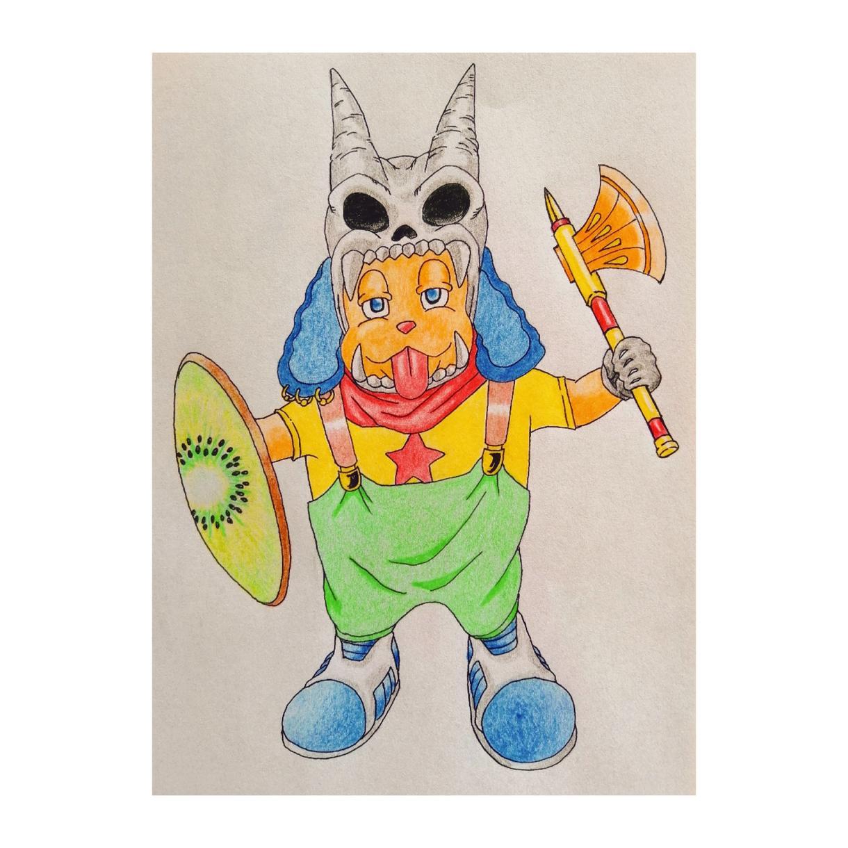 起業・開業・看板等にキャラクターを提供致します 全て手描きでオリジナルキャラクター・ロゴをデザイン致します。