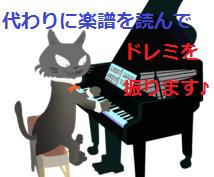 楽譜読まなくてもこれでOK♪ドレミをふります 楽器をやるけど楽譜がネックになってるあなたへ イメージ1