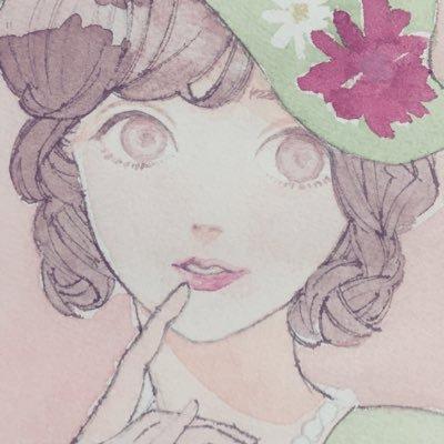 SNS用のアイコン(水彩)描きます 水彩の柔らかい雰囲気の絵がお好きな方に