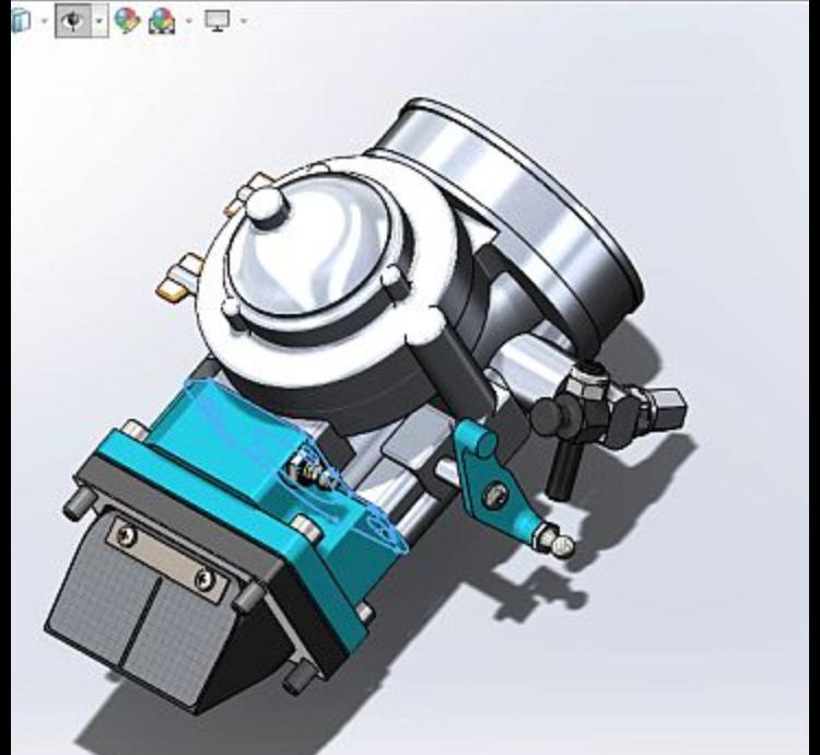 3D-CAD設計、モデリングいたします 手書き図面〜構想ポンチ絵を3D-CADで具現化します。 イメージ1