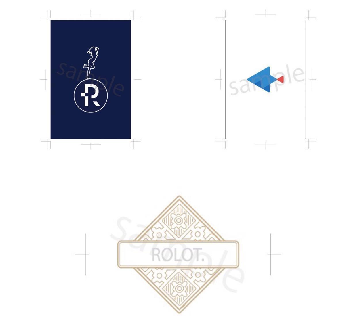 ロゴ作ります イメージされてるデザインに極限まで近づけます