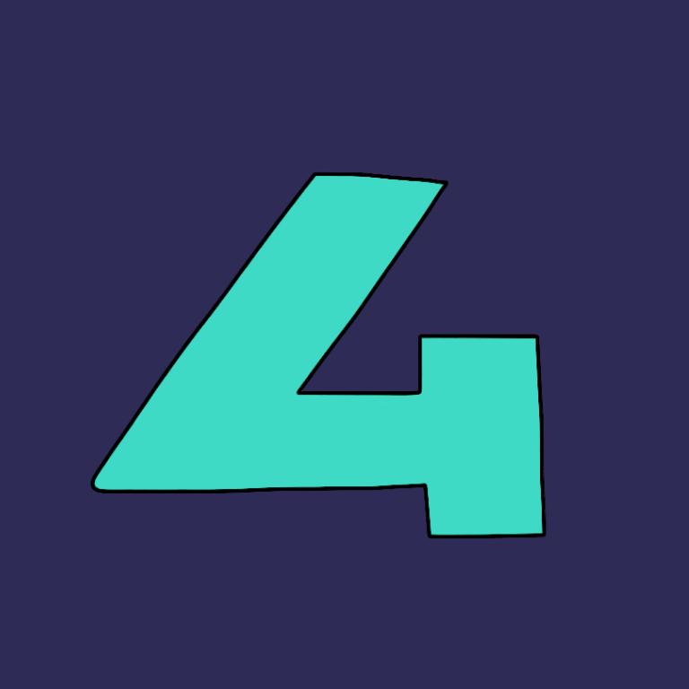 カタカナやひらがな一文字をデザインします お好きな一文字をアイコンなどにお使い下さい