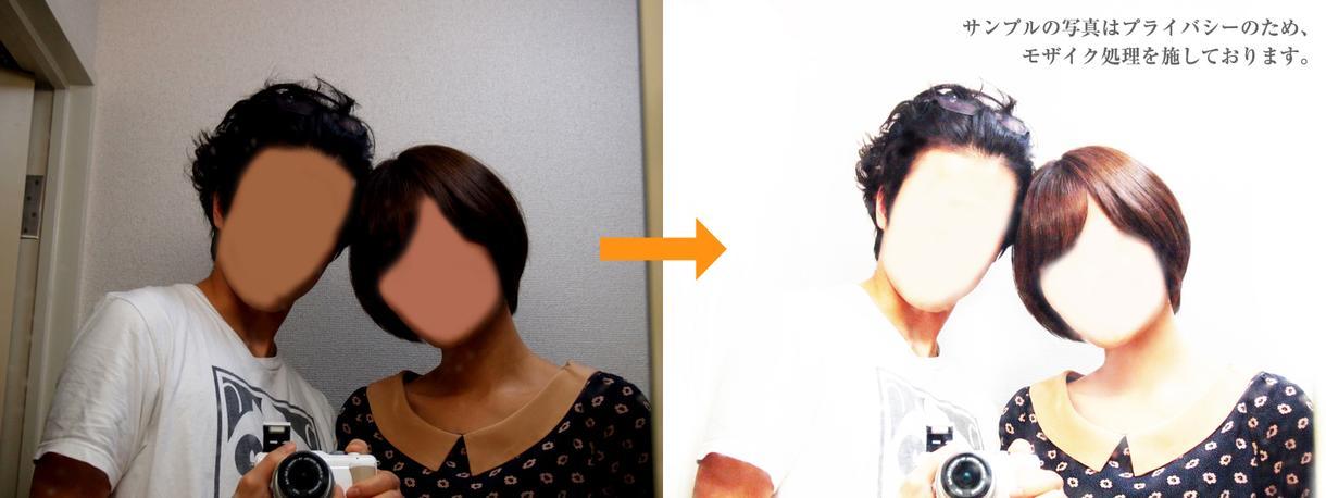 【すぐ作業すぐ納品!】プロフィール画像加工・人物写真合成すぐやります!