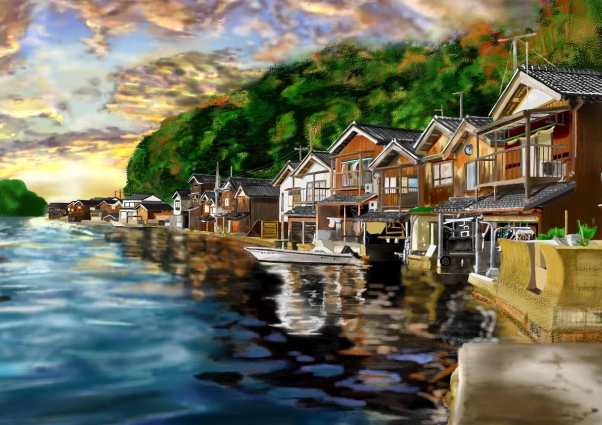 お望みのイラストをお好みにあわせて描きます お望みの雰囲気のイラストを描きます。書類や色紙もOK!!