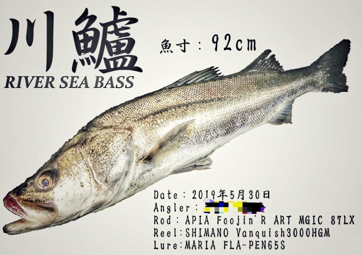 デジタル魚拓作成します 釣った魚の写真からデジタル魚拓を作成。携帯で保存可能