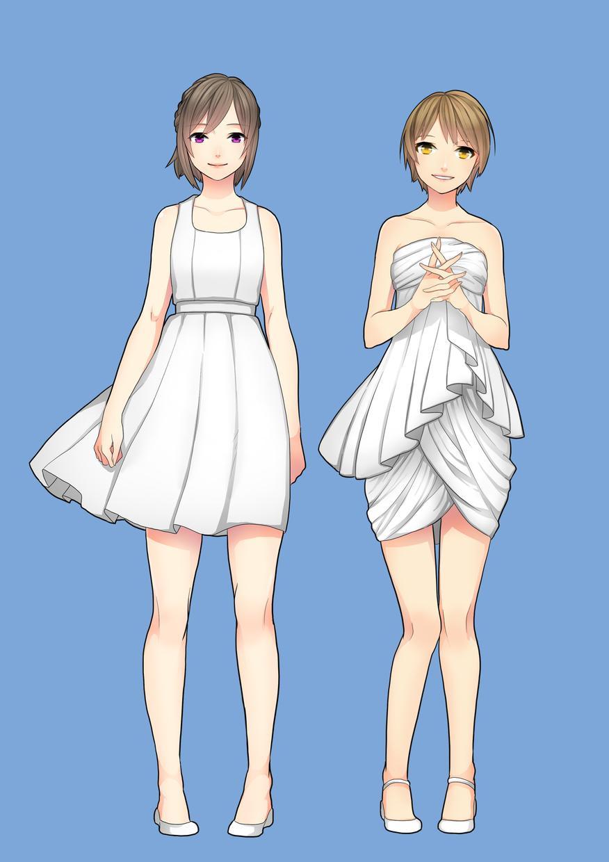 オリジナルキャラクターをイラスト化します 創作やゲームなどにオススメです