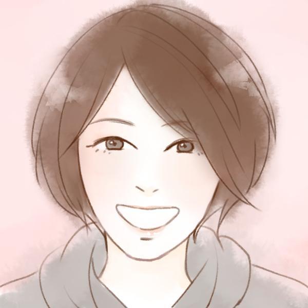 おしゃれな似顔絵風SNSアイコンお描きします ふんわり優しい雰囲気のオシャレなSNSアイコンが欲しい方に!