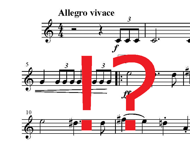 吹奏楽のお悩み相談にのります アレンジ、カット、編成、楽譜(正しい?)などのお悩みの方へ イメージ1