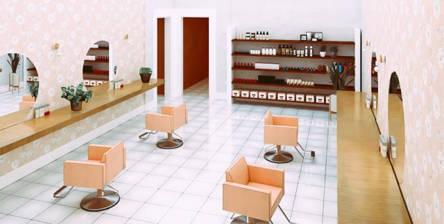 店舗・オフィスの内観3DCGパースを作成します 【本格的な3DCGパースをお届けします】 イメージ1