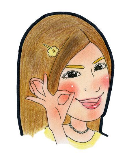 【特徴を捉えつつも、デフォルメの少ないナチュラルな似顔絵を描きます!】