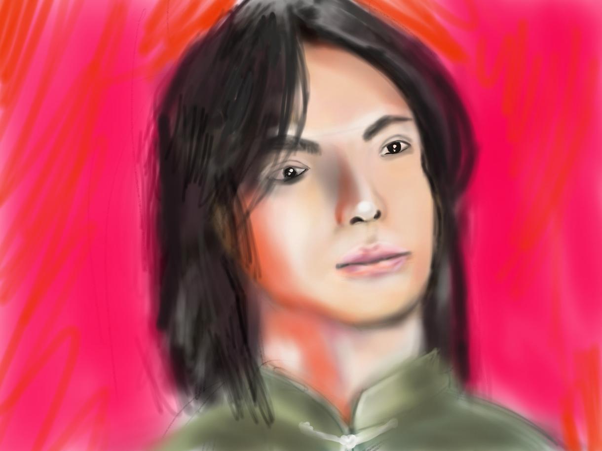 あなたの似顔絵を描きます リアルで特徴的なイラストいかがですか