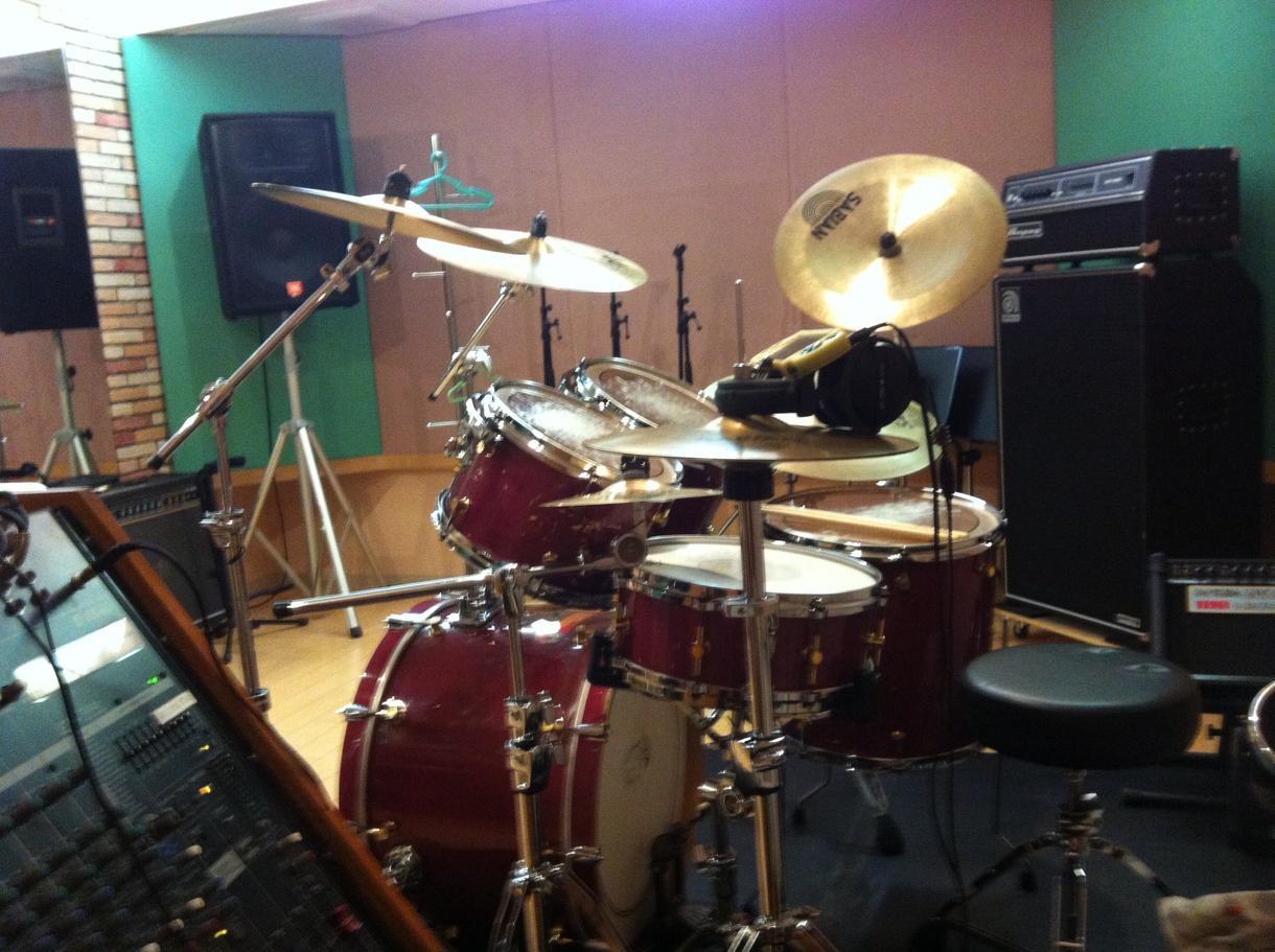 【MIDI音源作成】生ドラムの打ち方教室・ドラムパート手直し・作成 イメージ1