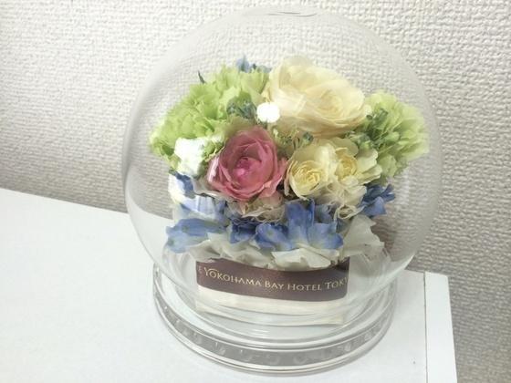 ウェディングブーケを思い出に残します 思い出のお花をメモリアル商品に残し形にしてみませんか? イメージ1