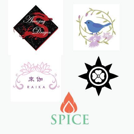 ロゴデザインいたします 個人様、企業様に、オリジナルのロゴを作成します