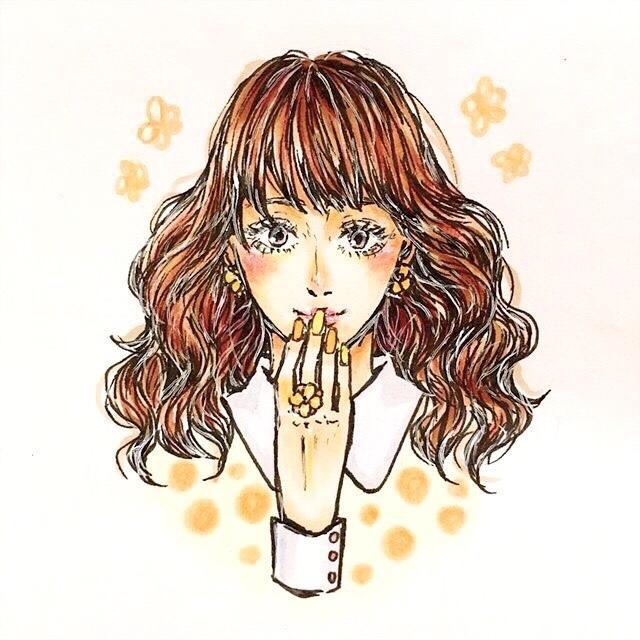 オシャレさんの為のアイコン描きます ファッションや小物にこだわりたい、お洒落な人の需要に応えます