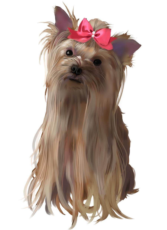 プロの日本画家が描きます カワイイペット、お気に入りの動物画はいかがでしょうか。