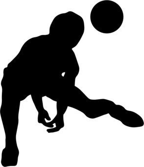 レシーブする時に大切な事教えます バレーボールにおいてレシーブするの苦手な人集合! イメージ1