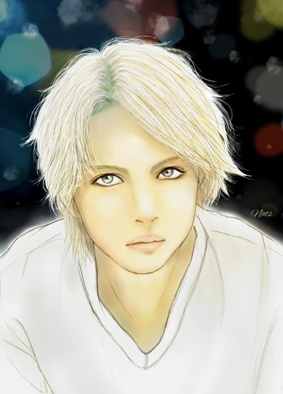 アイコン・似顔絵描きます 透明感のある美男✨美女アイコンで目立っちゃおう!
