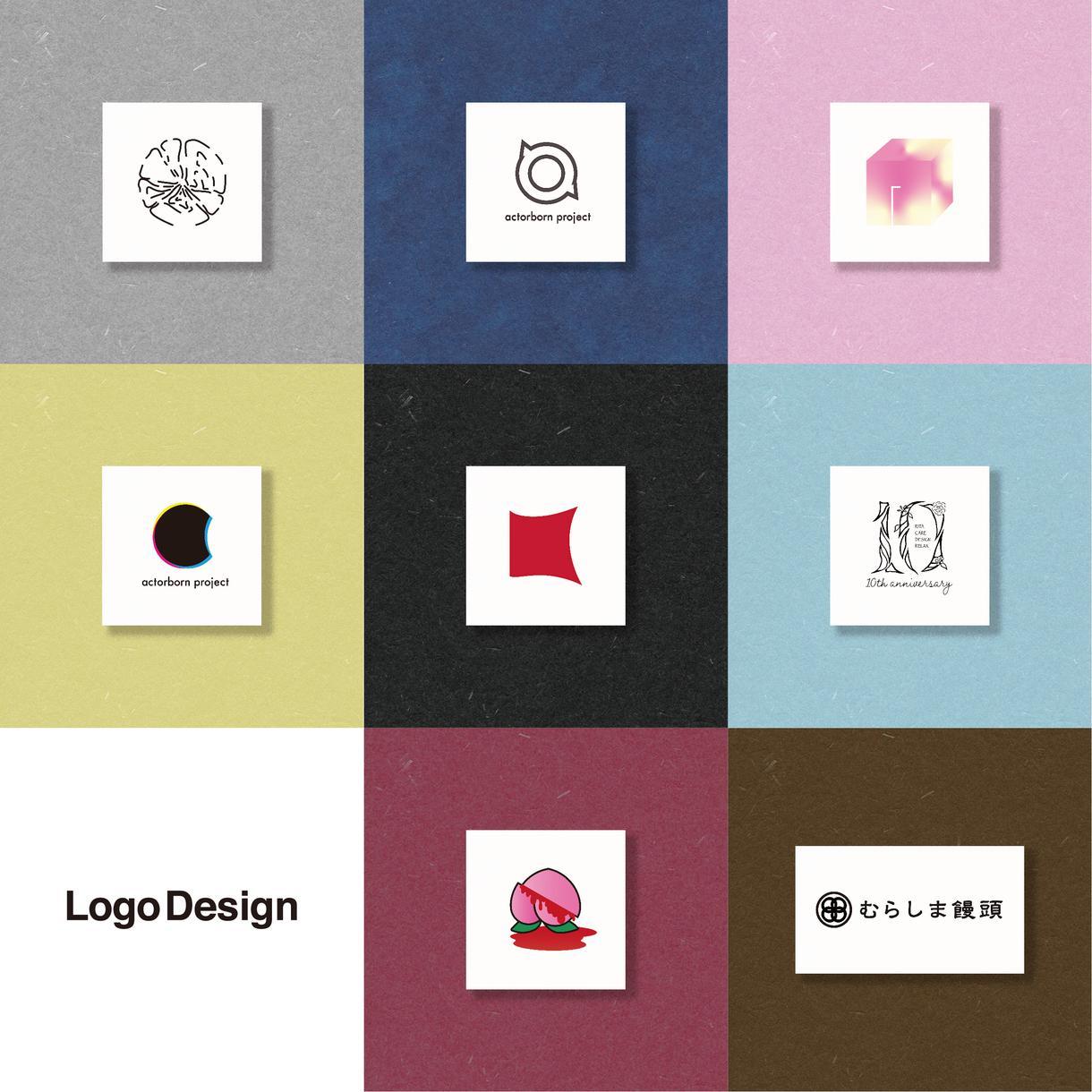 ロゴ制作で、あなたの挑戦を応援します 依頼者の方の意図を汲んだデザインを提供させていただきます! イメージ1