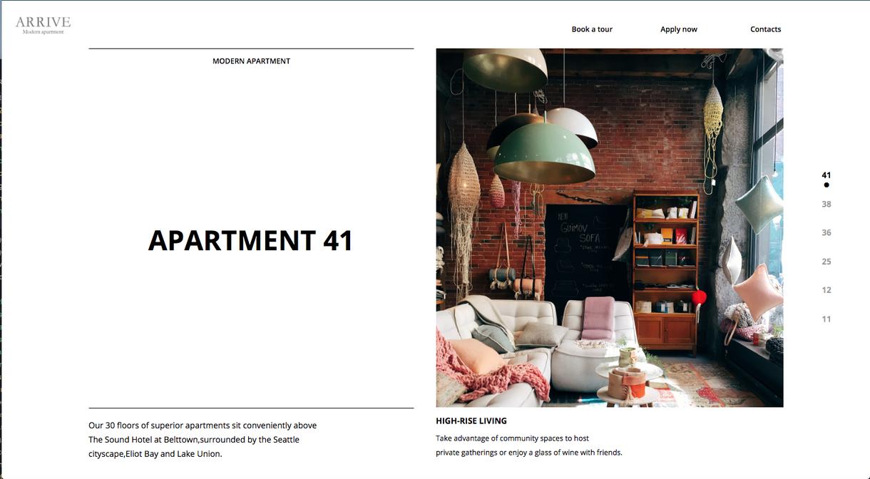 オリジナルWebページ作成いたします 動きのあるページを得意としています。