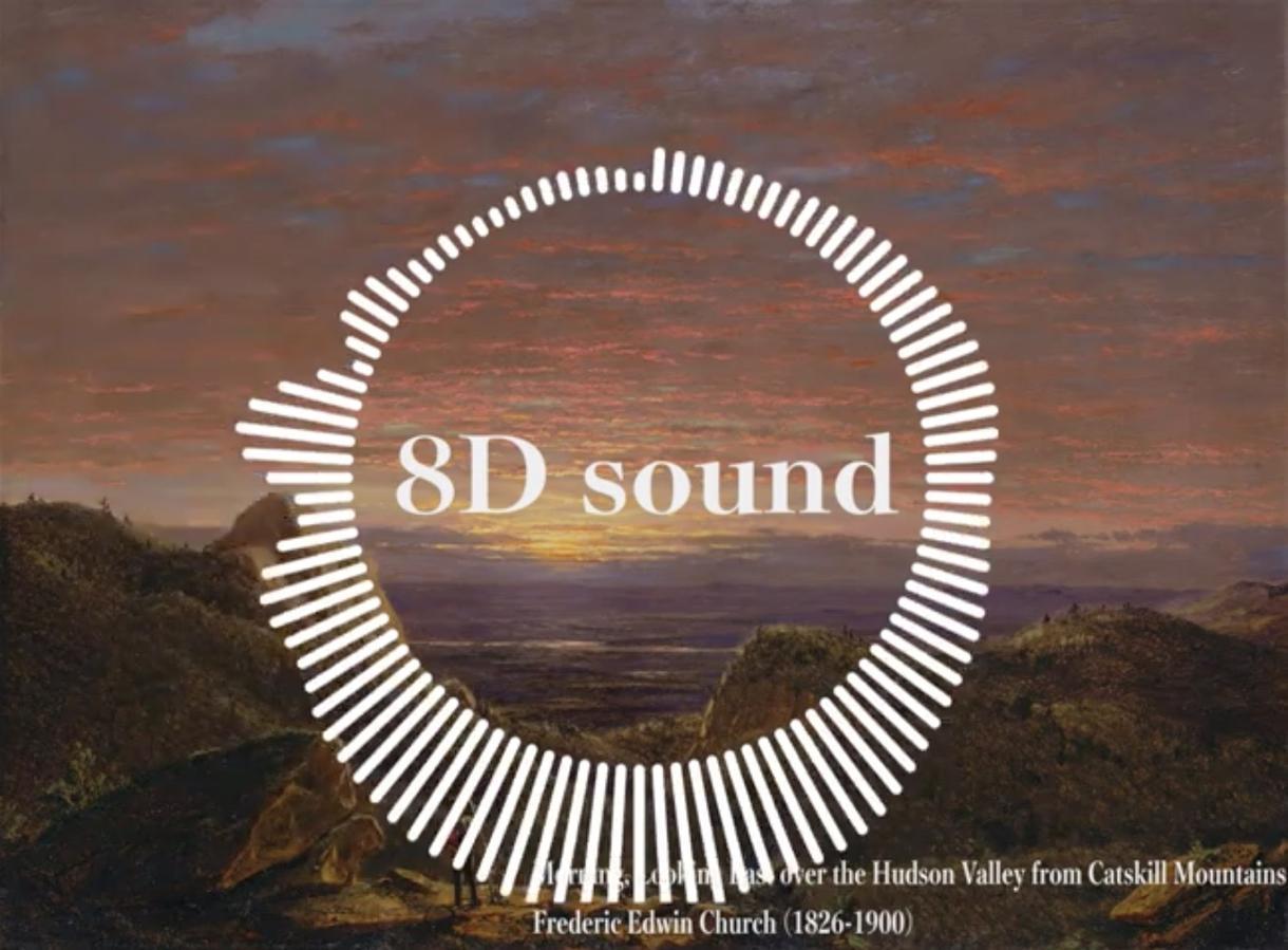 初回お試し!! 立体音響 8D音楽、音声 作ります あなたの好きな音を立体音響(8D)にします。(10分まで)