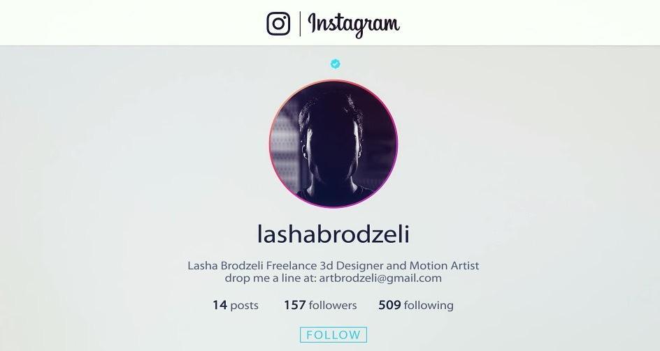 InstagramのプロモーションVTR作ります 掲載済み写真・動画でアカウントを華やかにフォロワーを増やせる