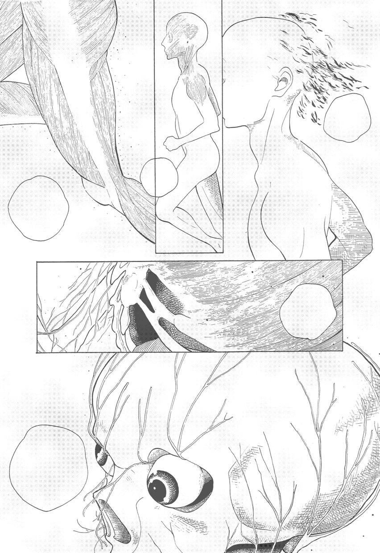 漫画の添削します 【ストーリー編】ネームから人体バランスまでお任せ下さい!
