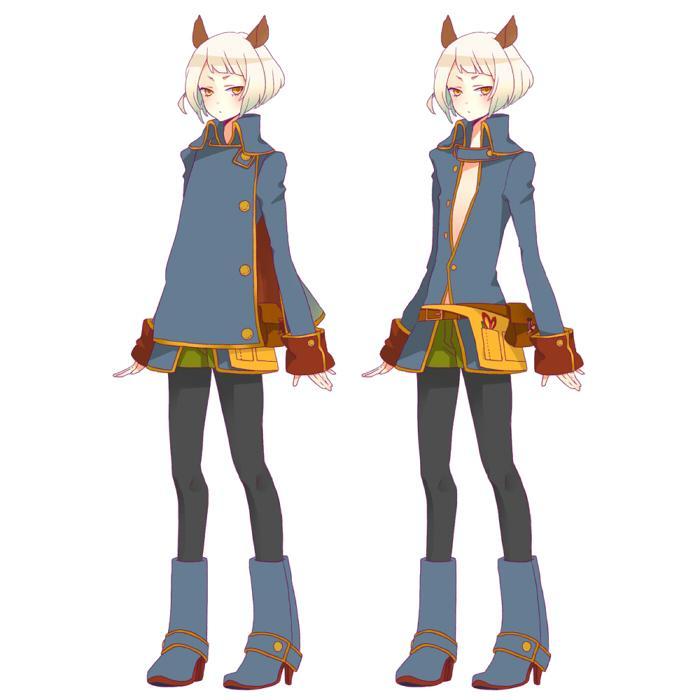 キャラクターデザインいたします TRPGなどに使えるオリジナルキャラクターを作成!