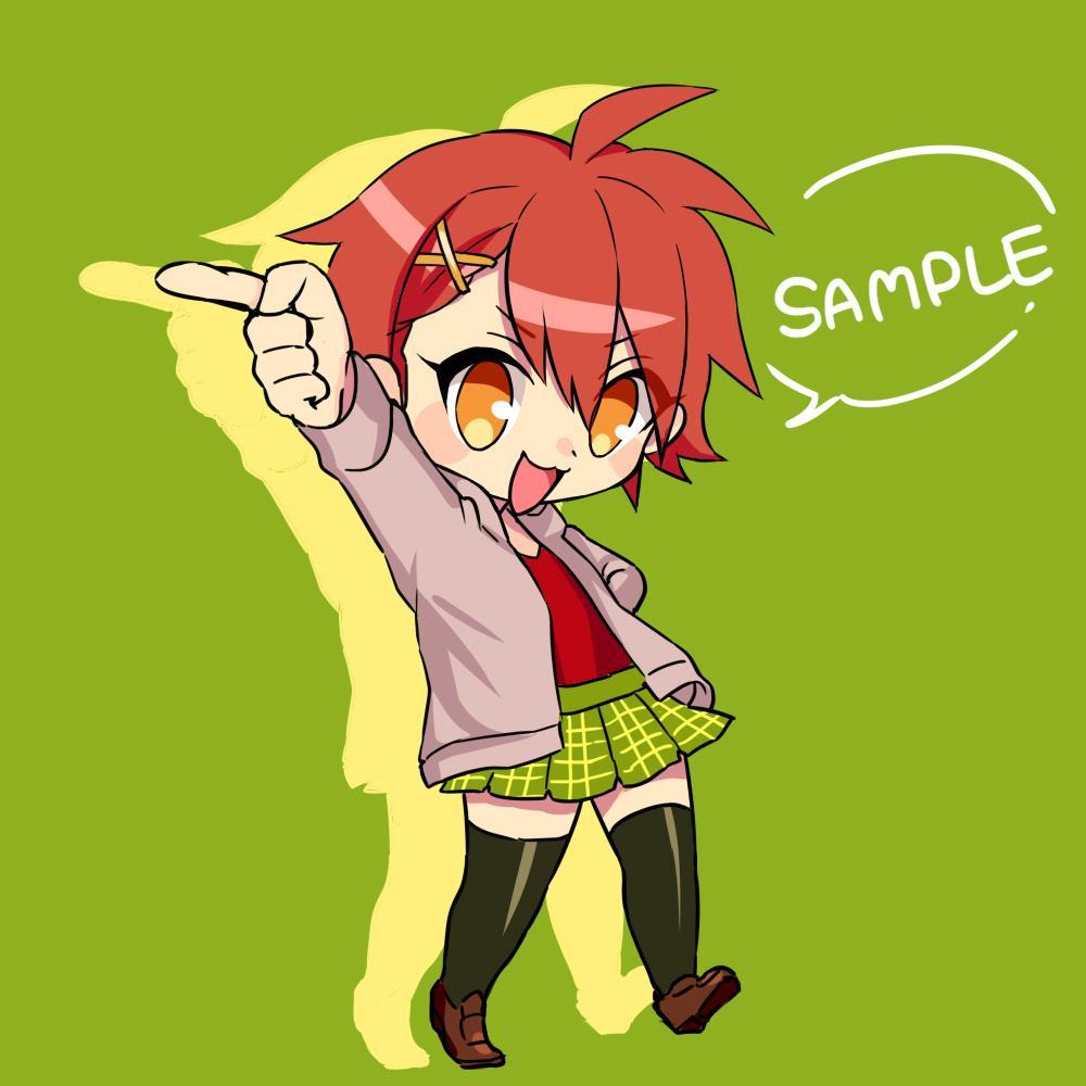 SDキャラクターお描きします ☆デフォルメされたキャラクターイラストをお求めの方に!