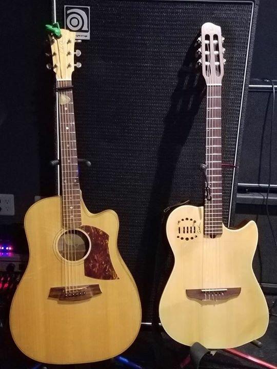 アコギ、エレキ、ウクレレ弾きます 作編曲されている方でギター、ウクレレの音を生音に変えたい方へ
