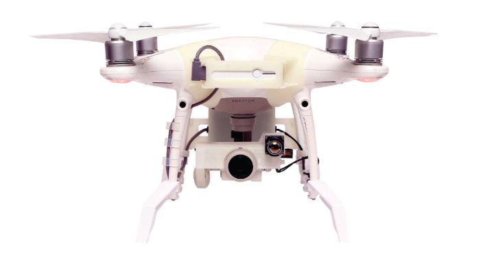 4K撮影・サーマルカメラ搭載ドローン空撮できます それ。DRONE(ドローン)で解決できるかも!