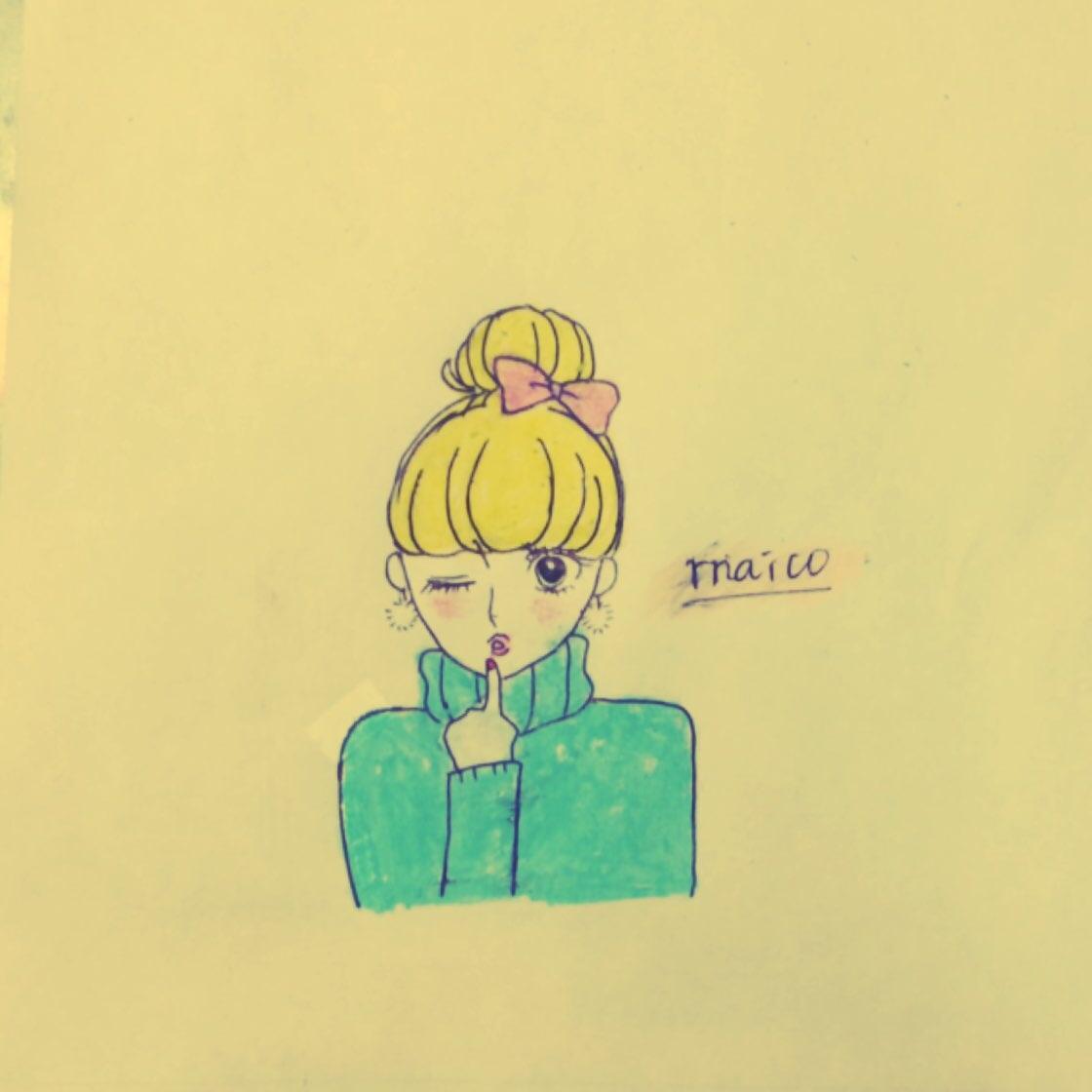 あなたの写真、発想を元に手書きでかわいいイラストを描きます^ ^