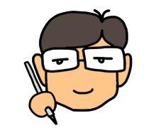 ★マンガチックなデフォルメ似顔絵を描きます!★