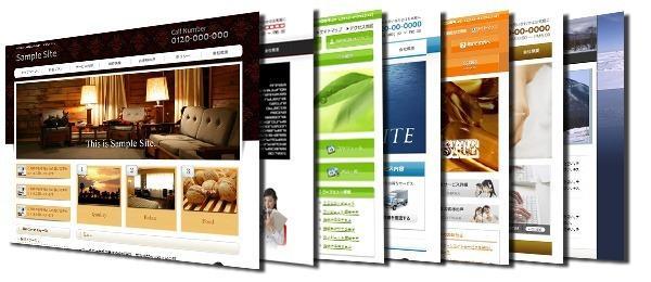 芸術的なデザインのサイトを制作します 元美大生による芸術的なデザイン用いた高品質サイト制作