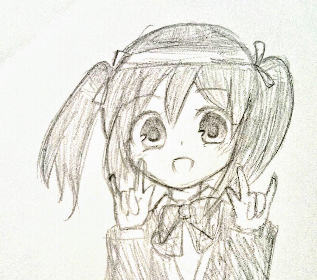 似顔絵描きます SNSのアイコンや名刺のアクセントにおすすめです(^^)