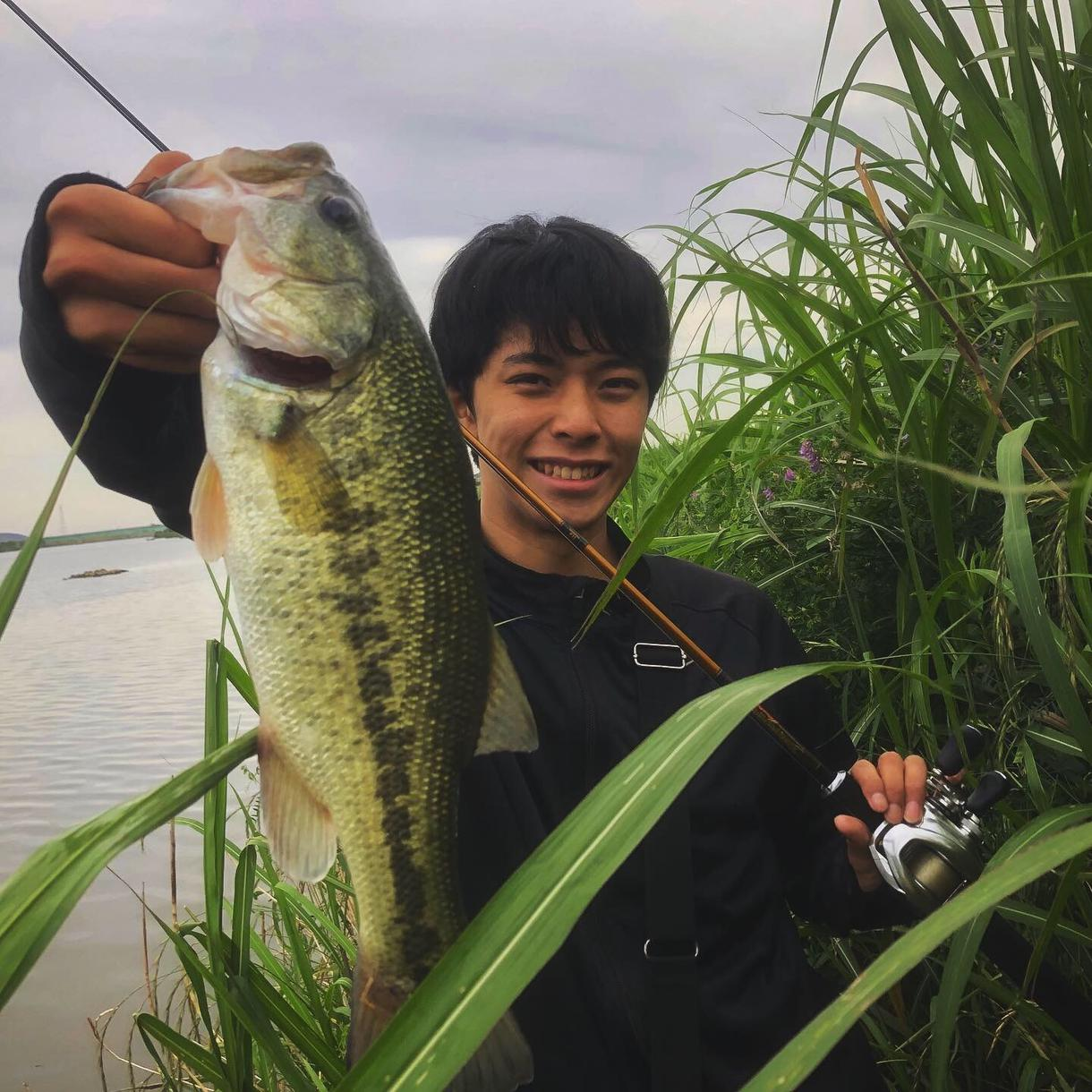 魚がより釣れる!をサポートします バス釣りトーナメント出場中です!ルアー釣り全般OKです!
