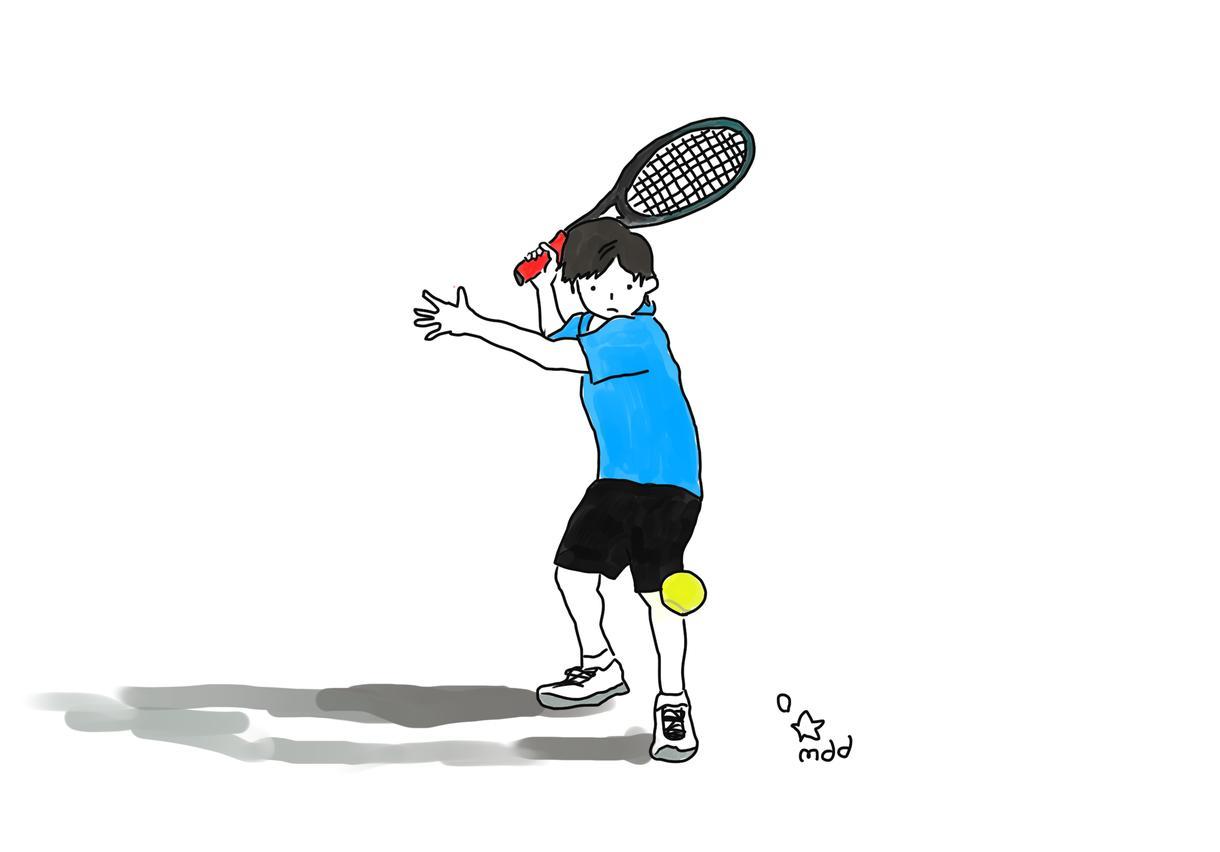 シンプルなスポーツ系イラスト描きます アイコンや広告などに!シンプルなスポーツ系イラストを描きます イメージ1
