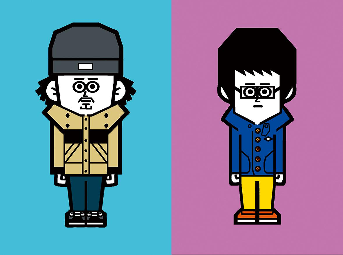 キャラクター似顔絵イラスト描きます プロのイラストレーターによるキャラクターイラスト