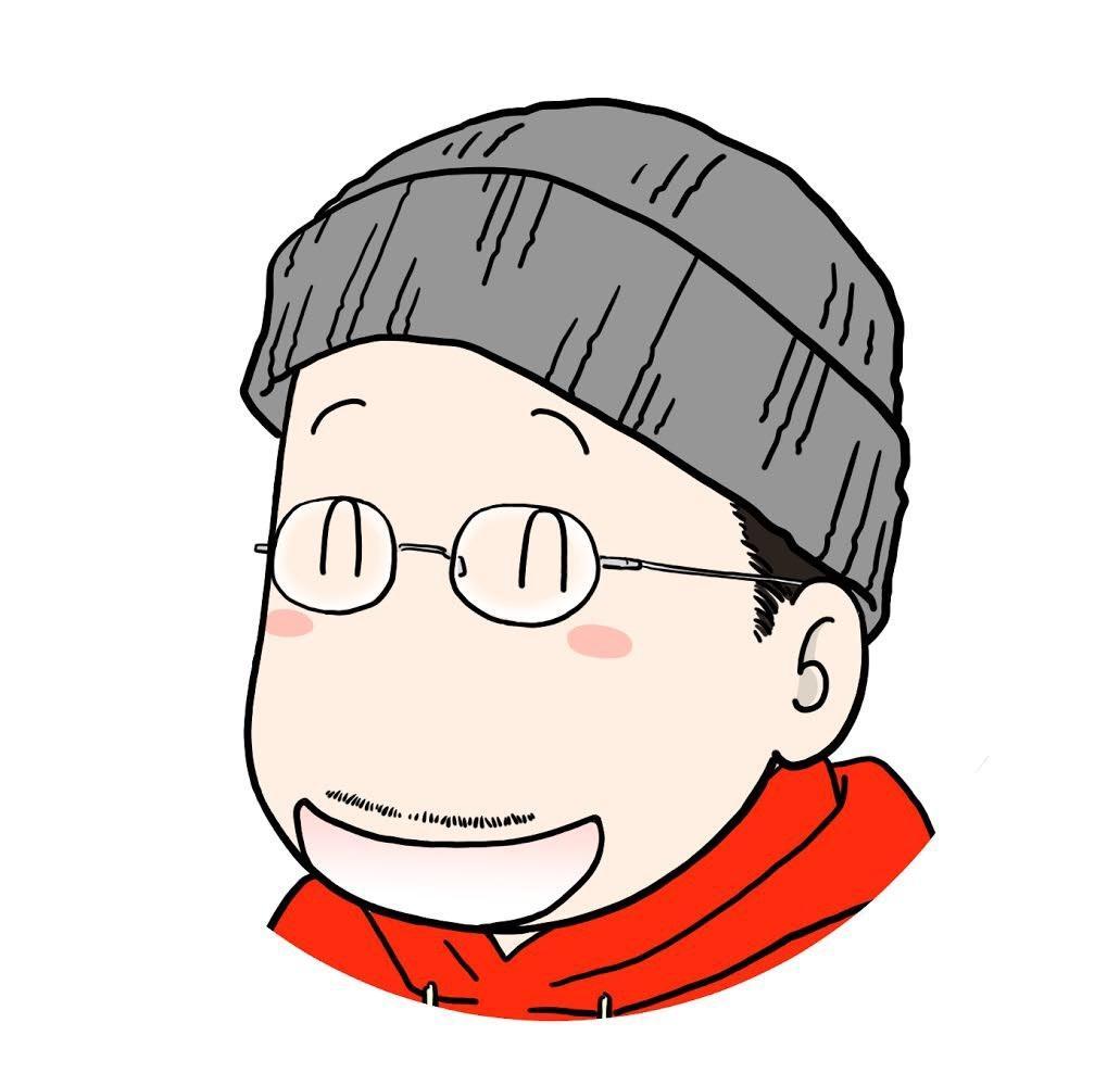プロの4コマ漫画家が似顔絵描きます SNSのアイコンなどに漫画家が描いた似顔絵はいかがでしょうか