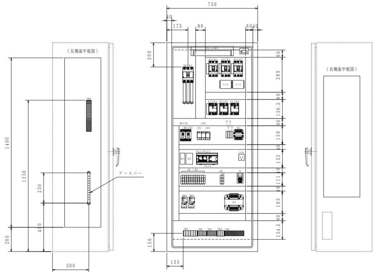 JW-CADで手書き図面を製図いたします 配線図など得意としますPDF・DXF・JWW納品 イメージ1