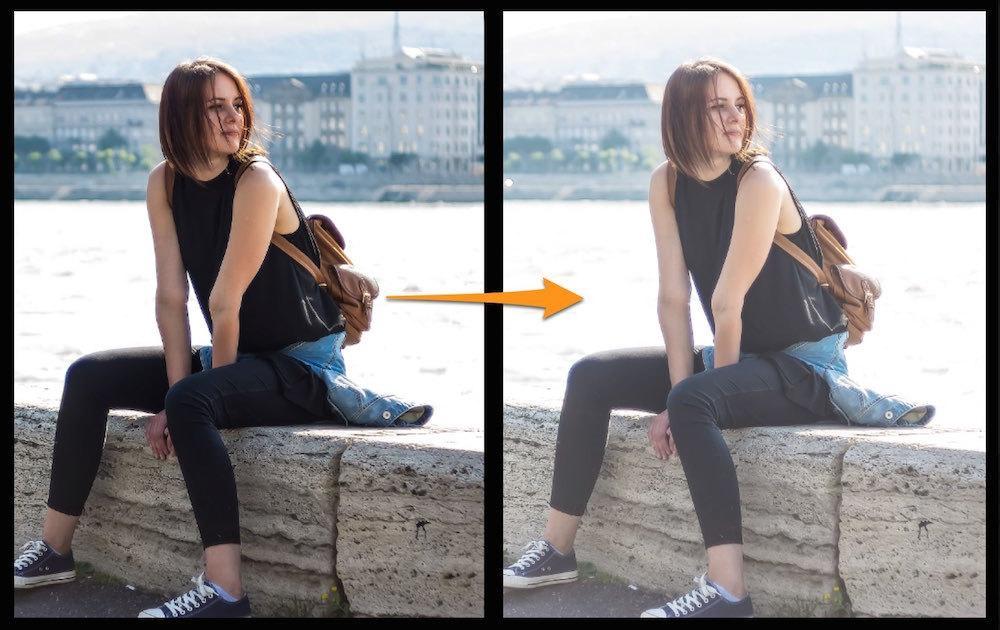 あなたの印象をパッと変える写真を作成します 写真のリタッチや補正で昨日とは違う自分へ変わっていく