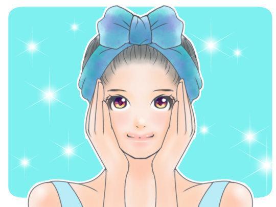 美容系の広告に使えそうな女性のイラスト描きます シンプルな綺麗系の女性を描きます。