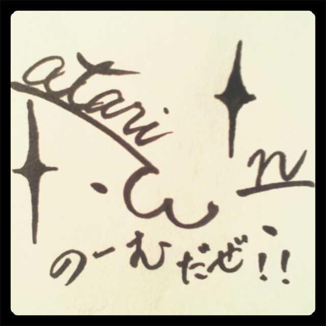 SNSのハンドルネームアイコン、書きます!描きます!
