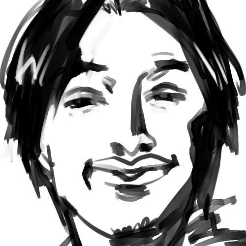 アイコン用イラストを描きます SNSなどご自由にお使いください。