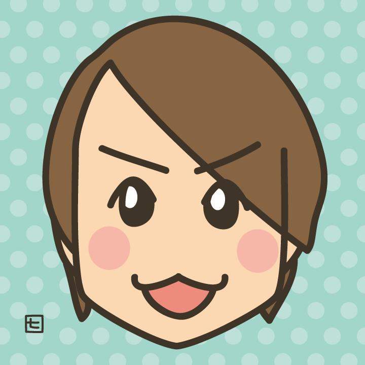 ゆる〜いキャラクター似顔絵描きます 【ゆる似顔絵】シンプルなのでアイコンやワンポイント用として