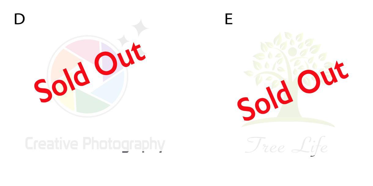 低価格で高品質ロゴを販売致します デザインが選べる!高品質なロゴ販売致します!