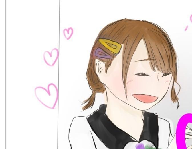 イラストお描きします SNS等で使用出来る、女の子のイラストをお描きします!